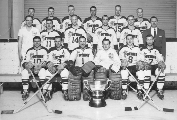 Seattle Totems Western Hockey League Champions 1959 Lester Patrick Cup Champions