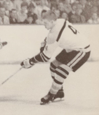 Bobby Orr Rookie Photo - March, 1967