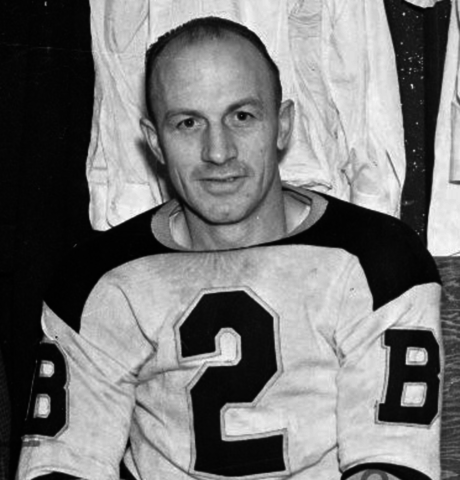 Eddie Shore Boston Bruins 1935