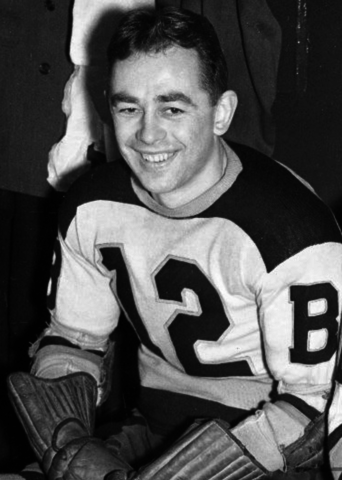Flash Hollett Boston Bruins 1935
