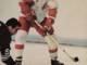Gary Bergman Detroit Red Wings 1971