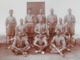 1st Brahmans All Indian Regimental Hockey Team with Subhedar Bhole Tiwari 1912