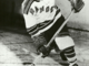 Wally Hergesheimer New York Rangers 1955
