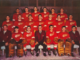 Hamilton Red Wings Team Photo 1967 Ontario Hockey Association