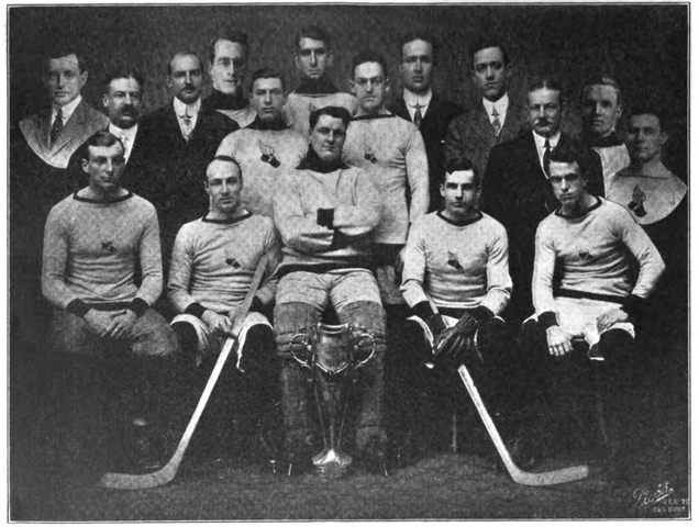 New York Athletic Club 1909–10