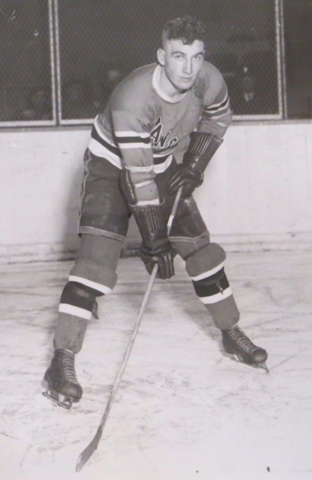 Neil Colville New York Rangers 1936