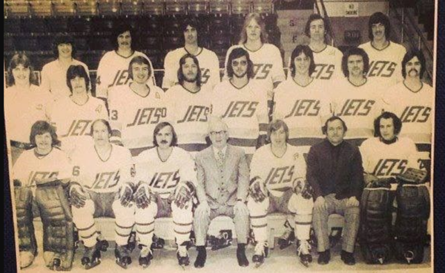 Johnstown Jets Lockhart Cup Champions 1975 North American Hockey League
