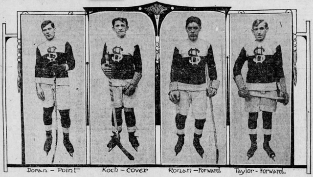 Pittsburgh Bankers Players, 1908–09