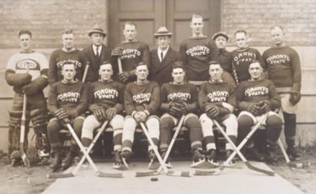 Toronto St. Pats Team Photo 1925