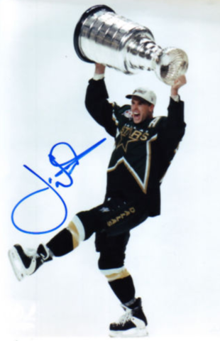 Joe Nieuwendyk Stanley Cup Champion 1999 Dallas Stars