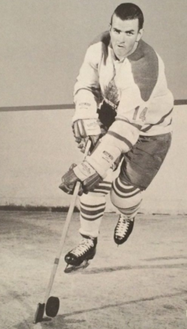 Dave Keon Toronto Maple Leafs 1964