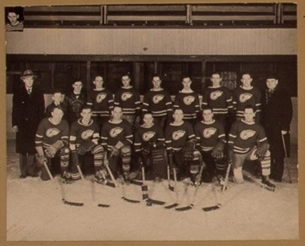 Perth Crescents Hockey Club 1942