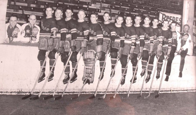 Regina Rangers Team Photo 1940