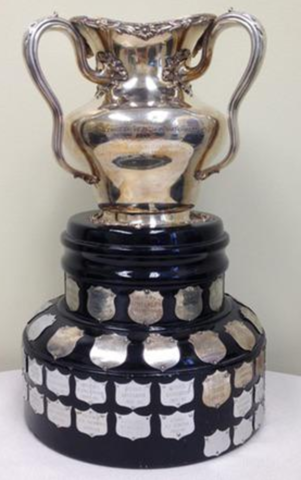 Coy Cup Hockey Trophy - British Columbia Senior AA Hockey Championship