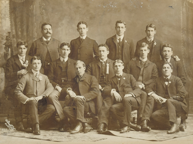 Montreal Hockey Club Team Photo 1902 Montreal AAA