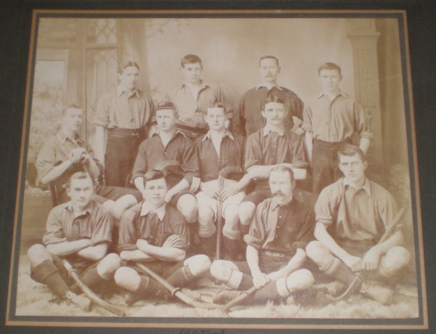 Oswestry Hockey Team 1906 England Hockey History