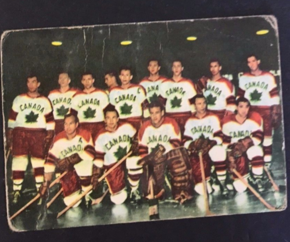 Belleville McFarlands - 1959 World Ice Hockey Champions