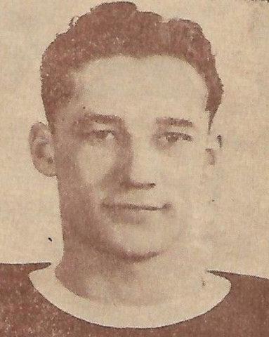 Bill Ezinicki 1945 Toronto Maple Leafs