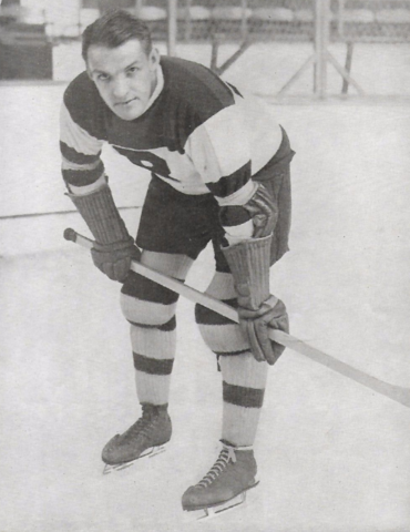 Babe Siebert 1934 Boston Bruins