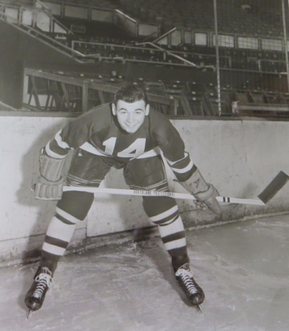 Nelson ''Nels'' Podolsky 1950 Indianapolis Capitals