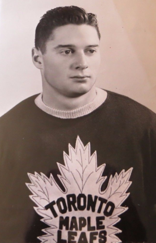Jimmy Thomson 1946 Toronto Maple Leafs
