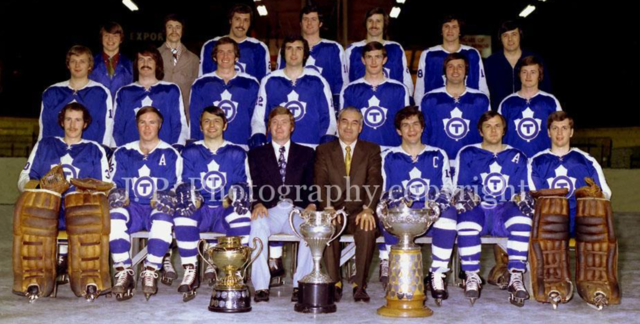 Orillia Terriers 1973 Allan Cup Champions
