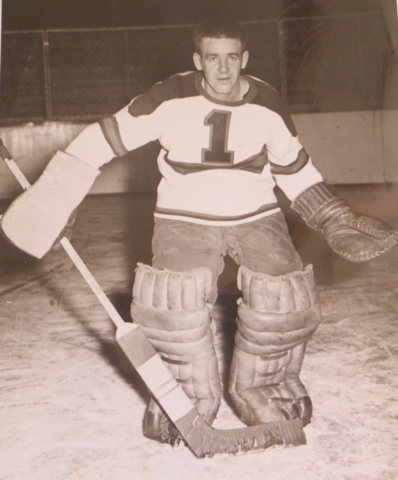 Gordie Bell 1952 Syracuse Warriors