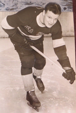 Sam McAdam 1937 Seattle Sea Hawks