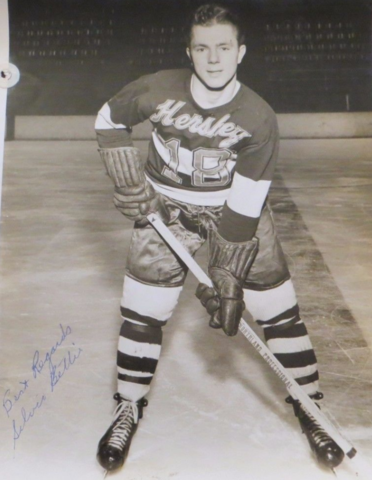 Sylvio Bettio 1949 Hershey Bears
