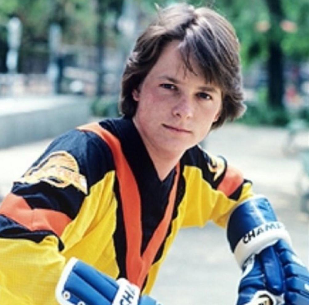 michael j fox 1983