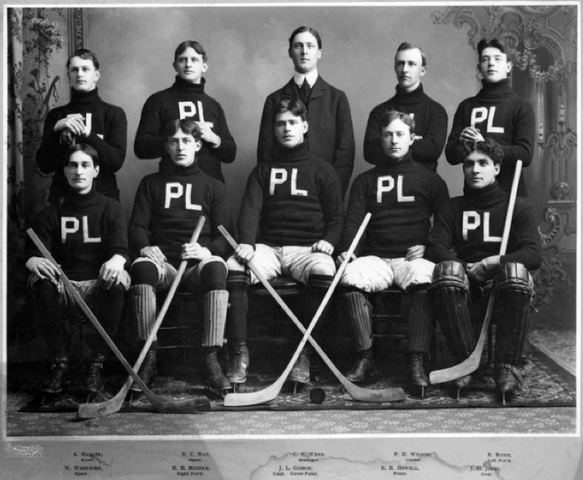 Portage Lake Hockey Club, 1901–1902