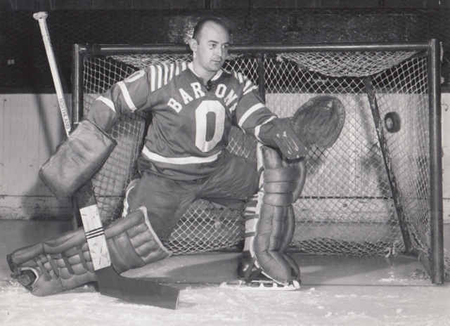 Gilles Mayer 1959 Cleveland Barons