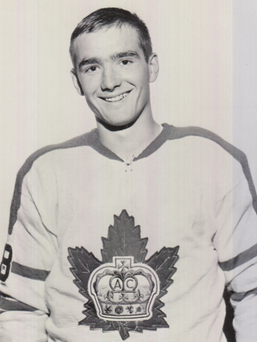 Paul Laurent 1964 Toronto Marlboros