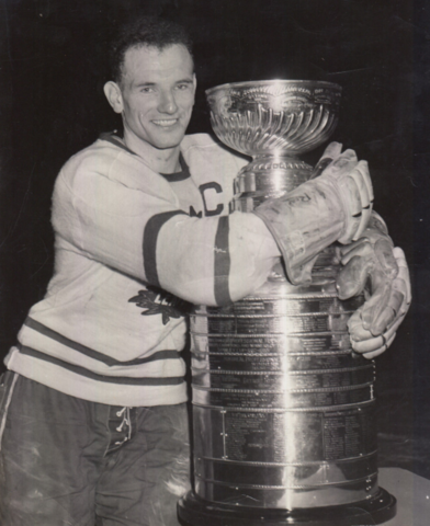 "Ted ""Teeder"" Kennedy 1951 Stanley Cup Champion"