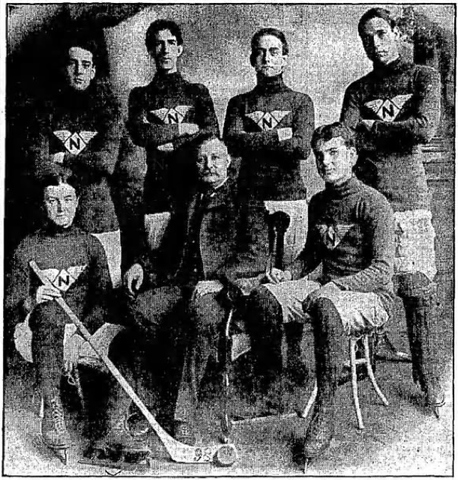 Northampton Hockey Club 1897–98