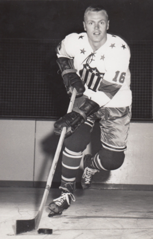 "Cecil ""Cec"" Hoekstra 1959 Rochester Americans"