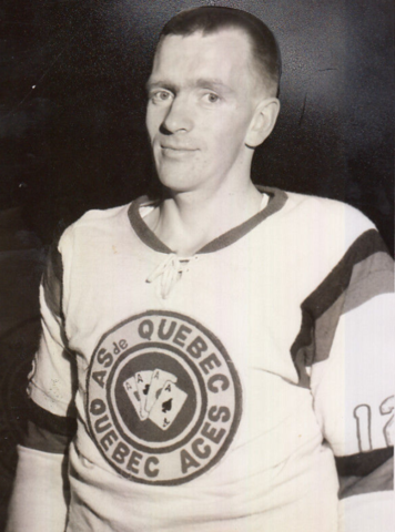 Red Berenson 1965 Quebec Aces
