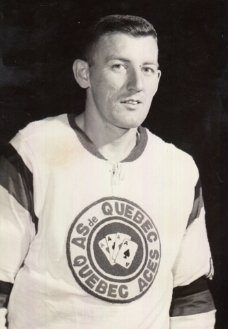 Don Blackburn 1965 Quebec Aces