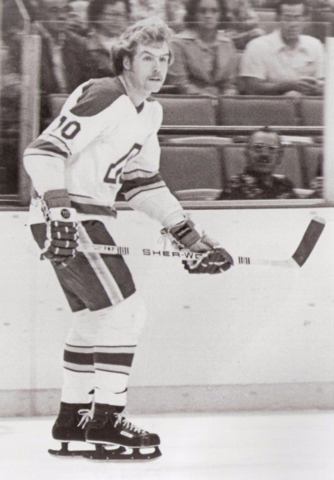 Bill Clement 1976 Atlanta Flames