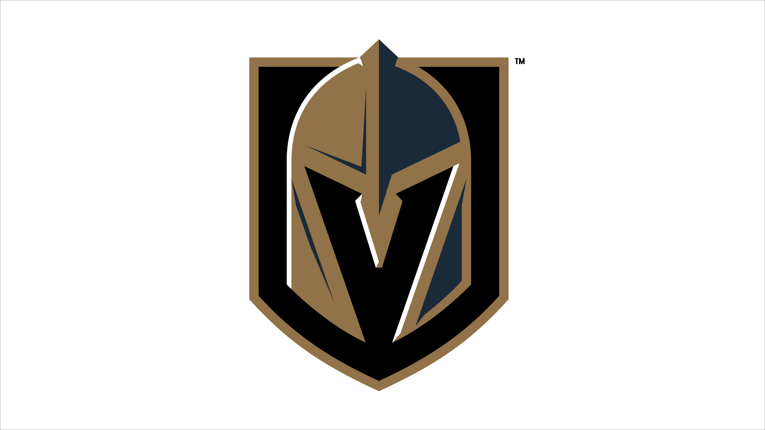 Vegas Golden Knights Logo Hockeygods