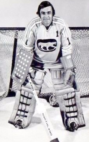 Jimmy McLeod 1973 Chicago Cougars