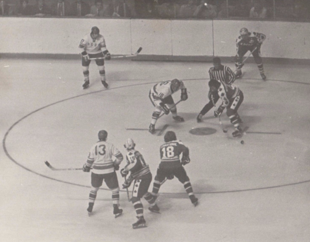 1974 Summit Series - WHA Team Canada vs Soviet National Ice Hockey Team