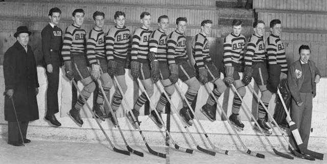 Glebe Collegiate Institute Hockey Team 1926