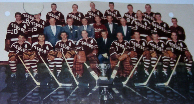 Hershey Bears 1959 Calder Cup Champions