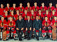 Chicago Black Hawks Team Photo 1965