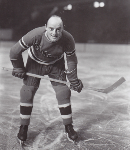 Ching Johnson 1933 New York Rangers