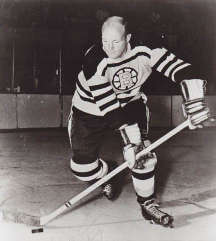 Bob Armstrong 1959 Boston Bruins