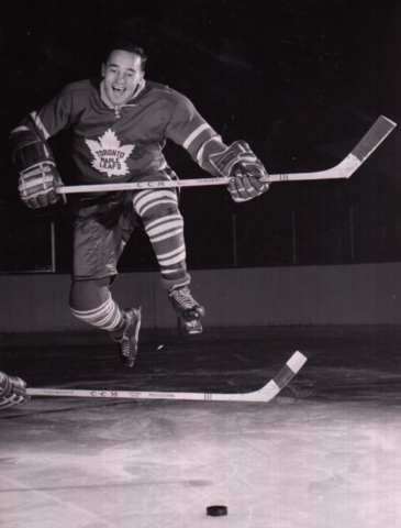 Frank Mahovlich Toronto Maple Leafs