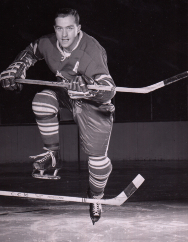 Dick Duff Toronto Maple Leafs