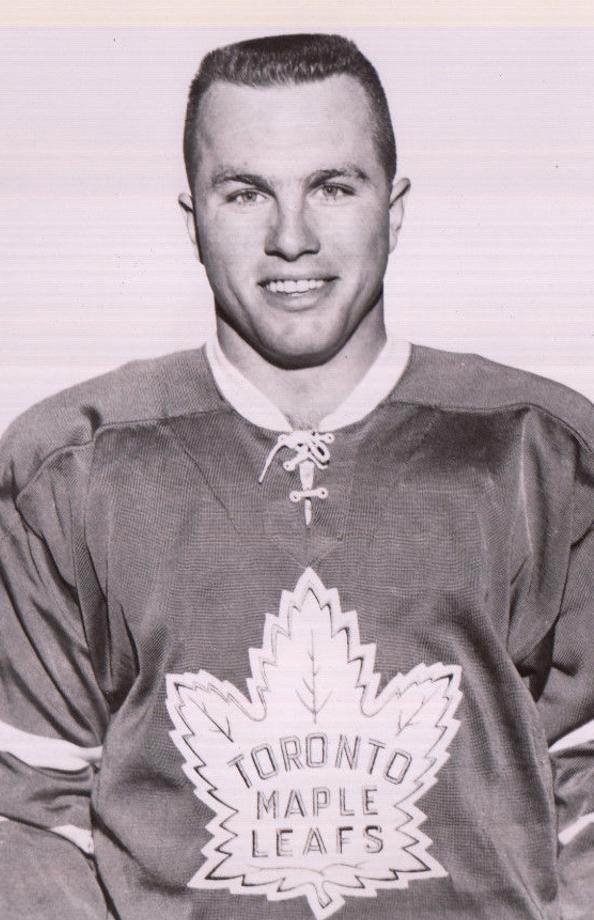 huge selection of 00e52 e69ee Ron Ellis Toronto Maple Leafs 1965 | HockeyGods